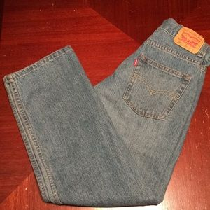 Levi's 550 relaxed size 12 REG 26x26 (502)